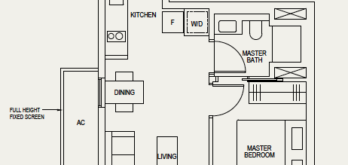the-avenir-floor-plan-1-bedroom-1b-singapore